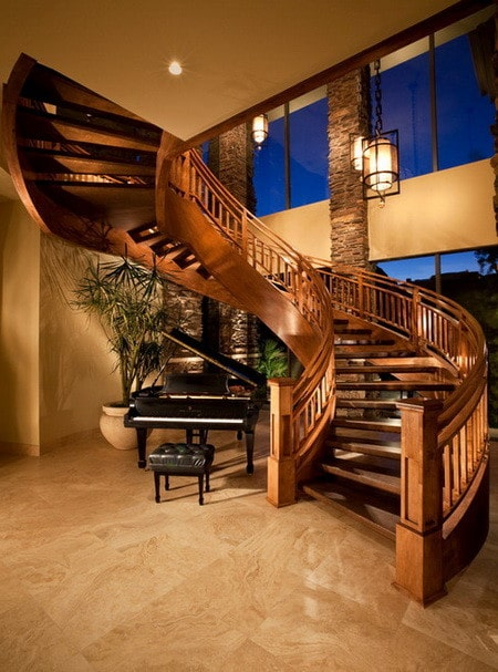 50 Amazing Staircase Ideas_06