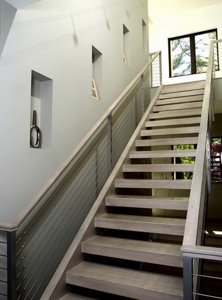 50 Amazing And Unique Staircase Design Ideas Removeandreplace Com