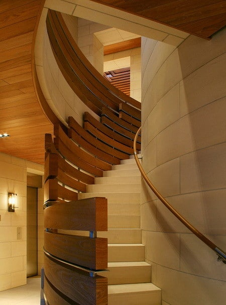 50 Amazing And Unique Staircase Design Ideas ...