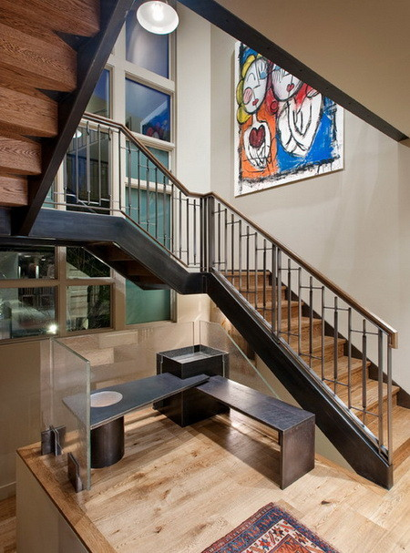 50 Amazing Staircase Ideas_22