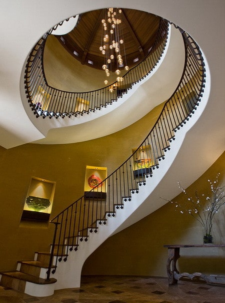 50 Amazing Staircase Ideas_27