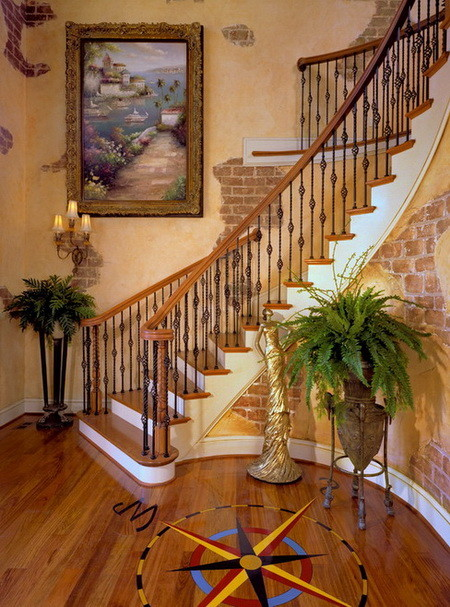 50 Amazing Staircase Ideas_34