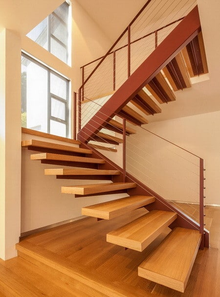 50 Amazing And Unique Staircase Design Ideas