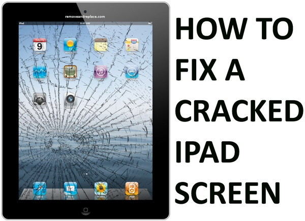 Step By Step Tutorial To Repair iPad Lcd