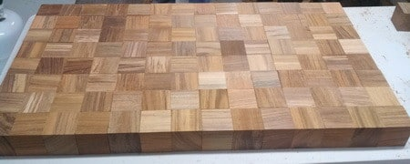 Coffee Table Made From Recycled Teak Wood_05
