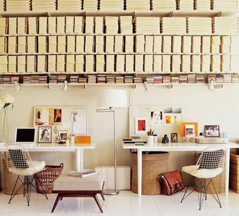 Home Office Design And Layout Ideas