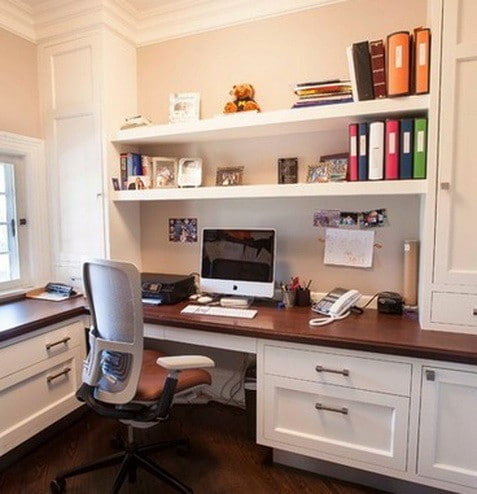 workspace layout tips personalize declutter organize optimize