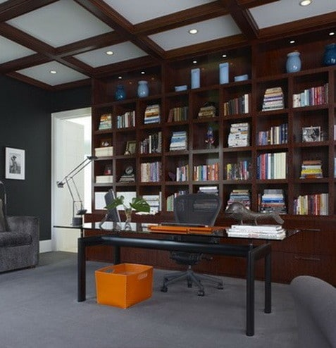 ... Home Office Design And Layout Ideas_10 ...