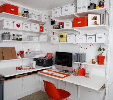 Home Office Design And Layout Ideas 11