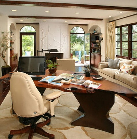 ... Home Office Design And Layout Ideas_20 ...
