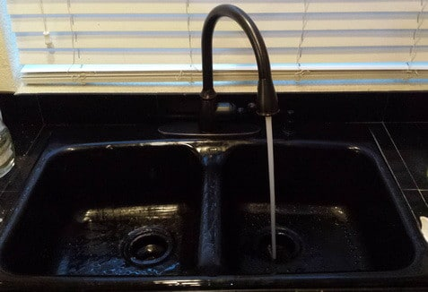 How To Remove And Replace Kitchen Faucet_12