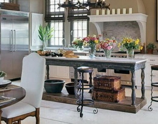 38 Great Kitchen Island Ideas_02