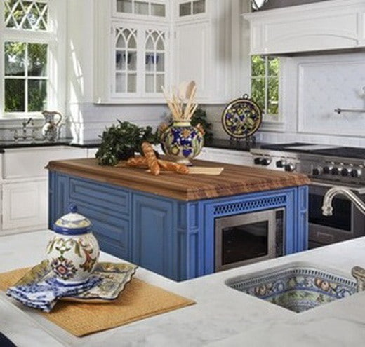 38 Great Kitchen Island Ideas_09