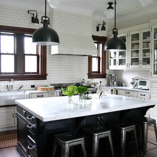 38 Great Kitchen Island Ideas_10