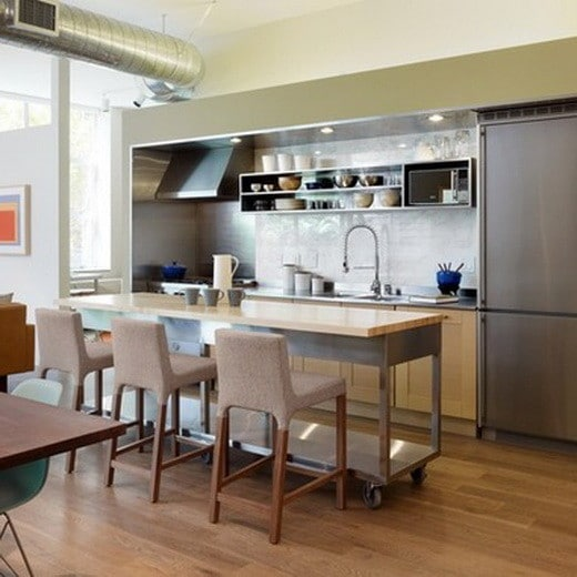 38 Great Kitchen Island Ideas_15