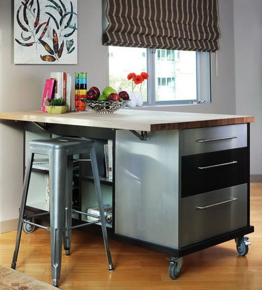 38 Great Kitchen Island Ideas_18