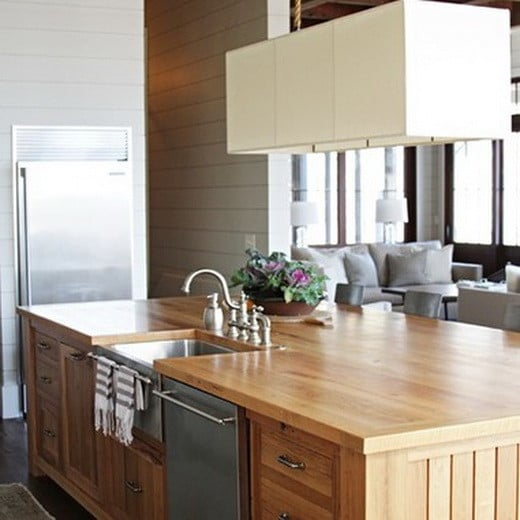 38 Great Kitchen Island Ideas_23