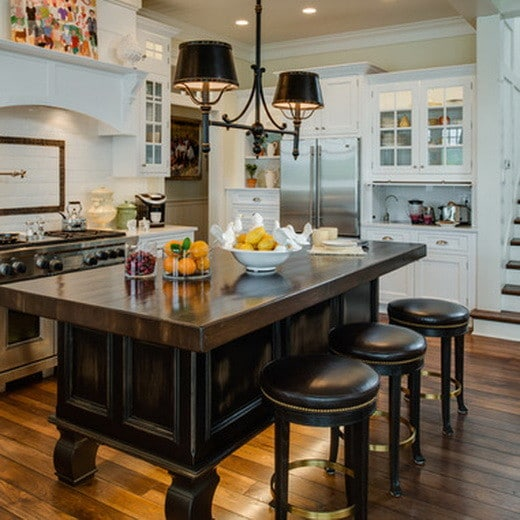 24 Kitchen Island: 38 Amazing Kitchen Island Ideas