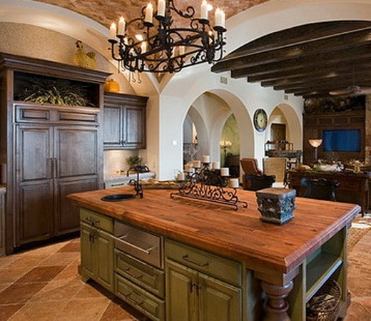 38 Great Kitchen Island Ideas_26