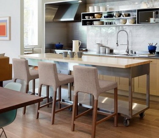38 Great Kitchen Island Ideas_27