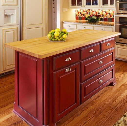 38 Great Kitchen Island Ideas_30