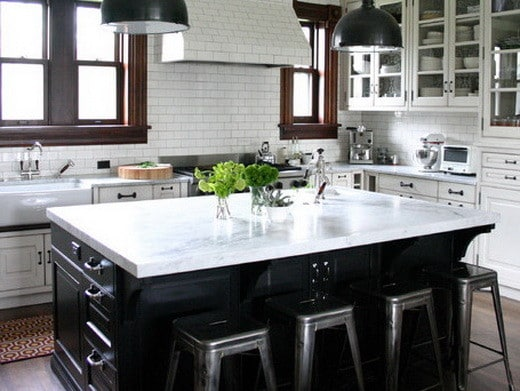 38 Great Kitchen Island Ideas_31