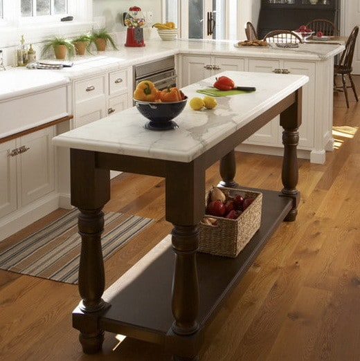 38 Great Kitchen Island Ideas_35