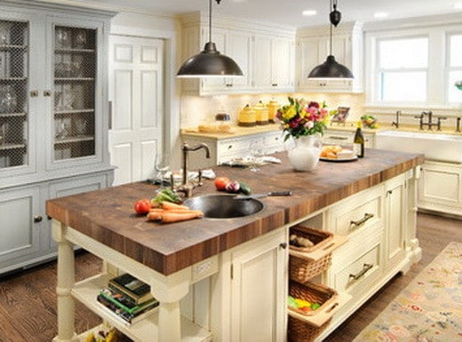 38 Great Kitchen Island Ideas_38