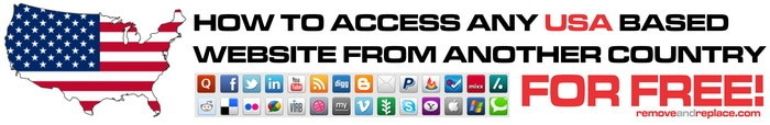 access any usa website