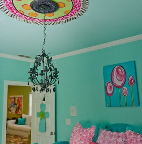 50 Ceiling Paint And Design Ideas_08