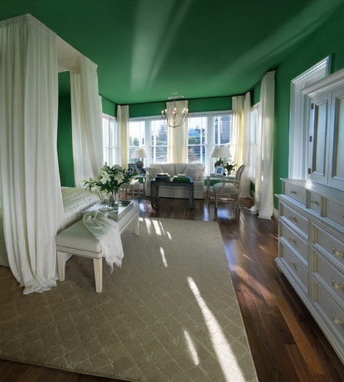 50 Ceiling Paint And Design Ideas_10