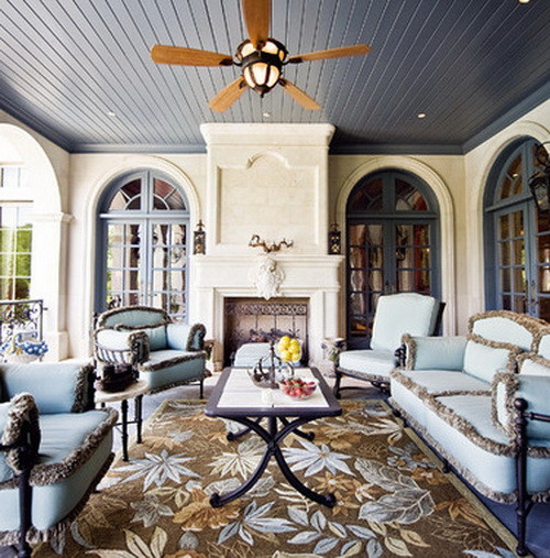 50 Ceiling Paint And Design Ideas_13