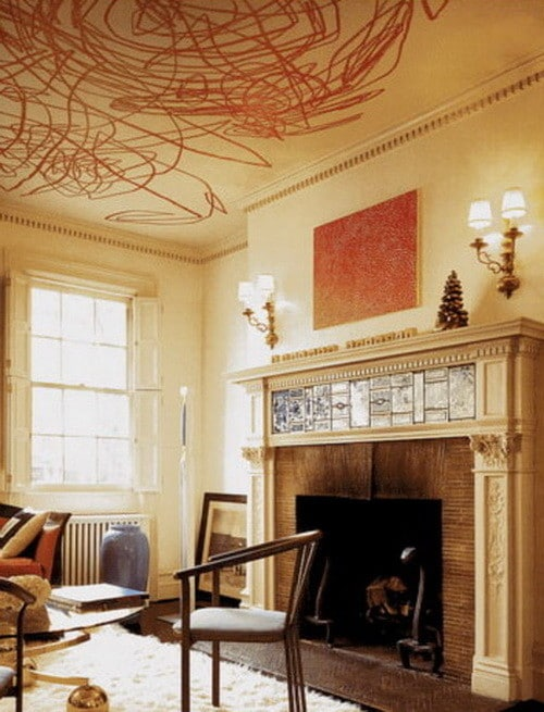 50 Ceiling Paint And Design Ideas_16