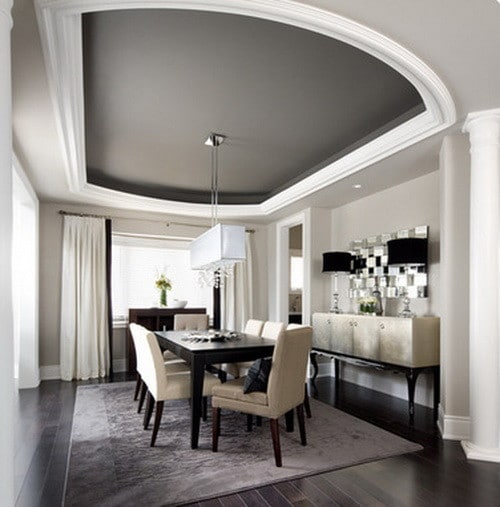 Manchester tan paint design ideas pictures remodel and for Dining room ceiling paint ideas