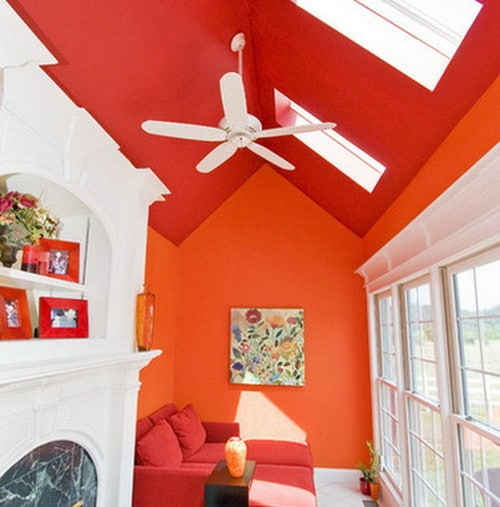 50 Ceiling Paint And Design Ideas_22