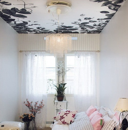 30 Creative Ceiling Decorating Ideas That Will Make Your: 50 Amazing Painted Ceiling Designs & Ideas