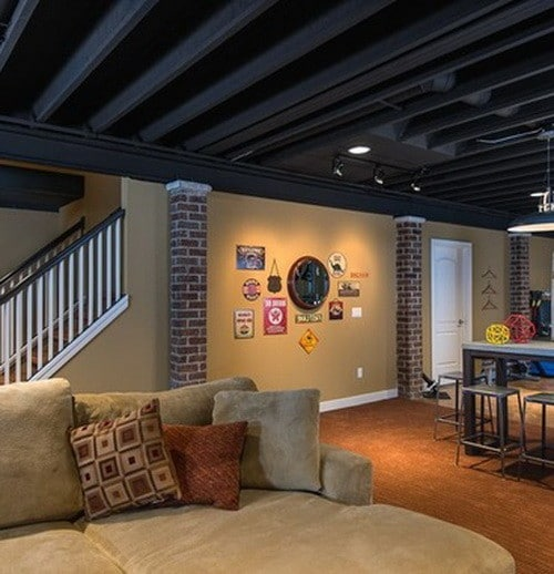 50 Ceiling Paint And Design Ideas_23