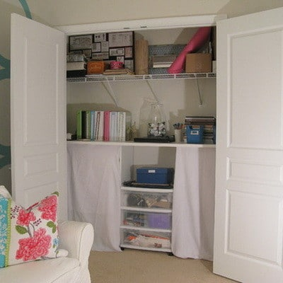 25 Awesome Small Space Organizing Ideas_01