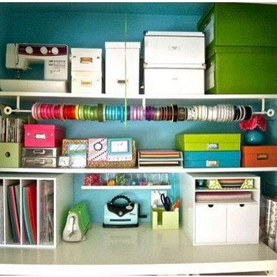 25 Awesome Small Space Organizing Ideas_07