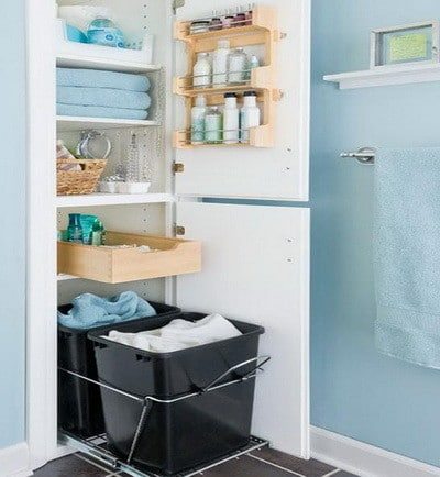 25 Awesome Small Space Organizing Ideas_25
