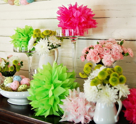 50 Homemade Easter Decorating Ideas 04 Removeandreplace Com
