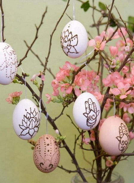 50 Homemade Easter Decorating Ideas_16