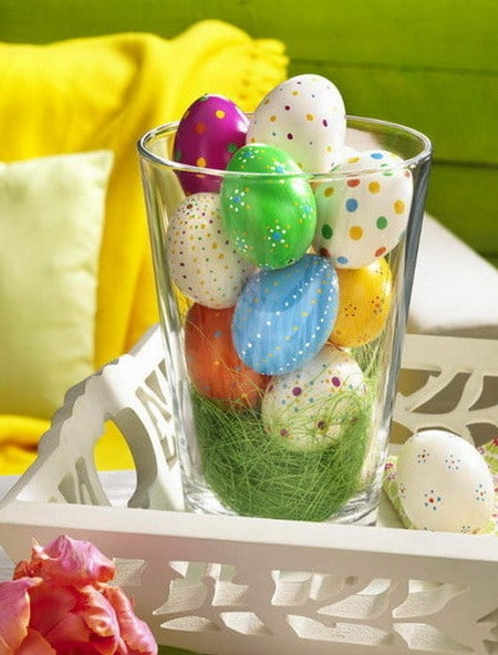 50 Homemade Easter Decorating Ideas_17