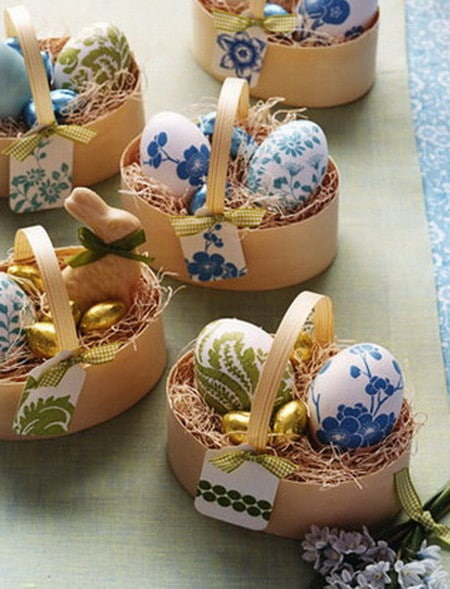 50 homemade easter decorating ideas_18 - Easter Decorating Ideas