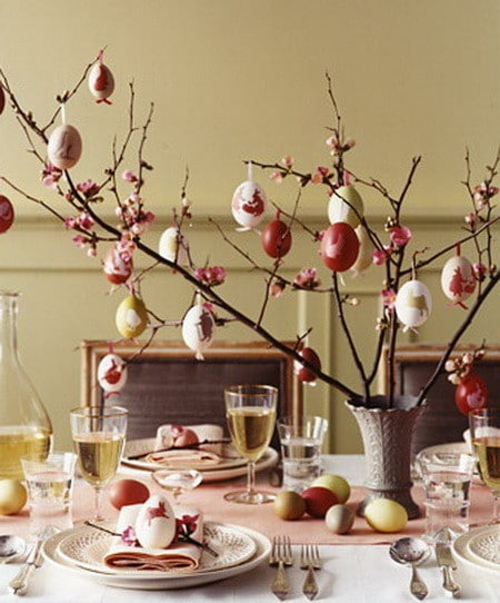 50 Homemade Easter Decorating Ideas_26
