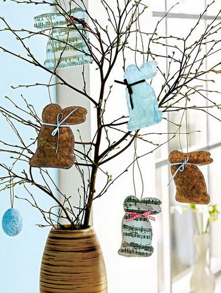 50 Homemade Easter Decorating Ideas_36