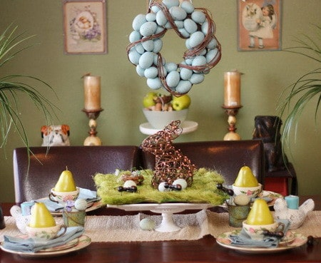 50 Homemade Easter Decorating Ideas_39