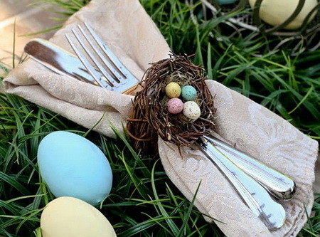 50 Homemade Easter Decorating Ideas_45