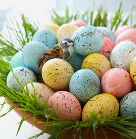 50 Homemade Easter Decorating Ideas_47