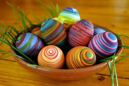 50 Homemade Easter Decorating Ideas_49
